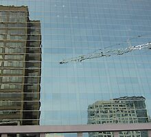 Glass reflections by corrado