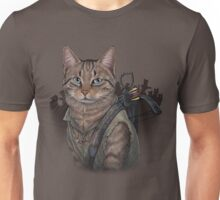 Daryl Dixon Cat Unisex T-Shirt
