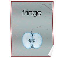 Fringe minimalist poster Poster