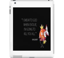 Magikarp Evo iPad Case/Skin