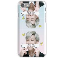 Full of Jams Namjoon iPhone Case/Skin