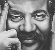 niel degrasse tyson by dollface87