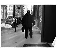 New York Street Photography 68 Poster