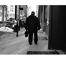 New York Street Photography 68 Photographic Print