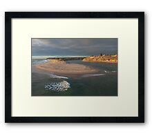 Meeting Point Framed Print
