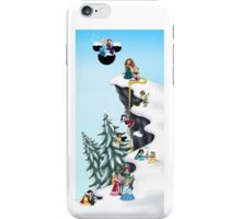 Welcome Anna and Elsa  iPhone Case/Skin