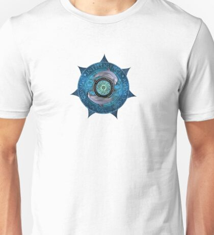 Pisces - Cosmic Intelligence Agency - CIA T-Shirt