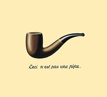 René Magritte by closeddoor