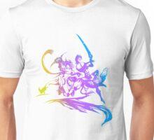 Final Fantasy 10-2 logo Unisex T-Shirt