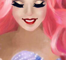 Paint the Night-Ariel Sticker