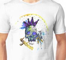 Day Dreamer Skull Unisex T-Shirt