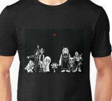 undertale wallpaper Unisex T-Shirt