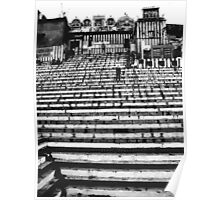 Kedar Ghat, Varanasi Poster