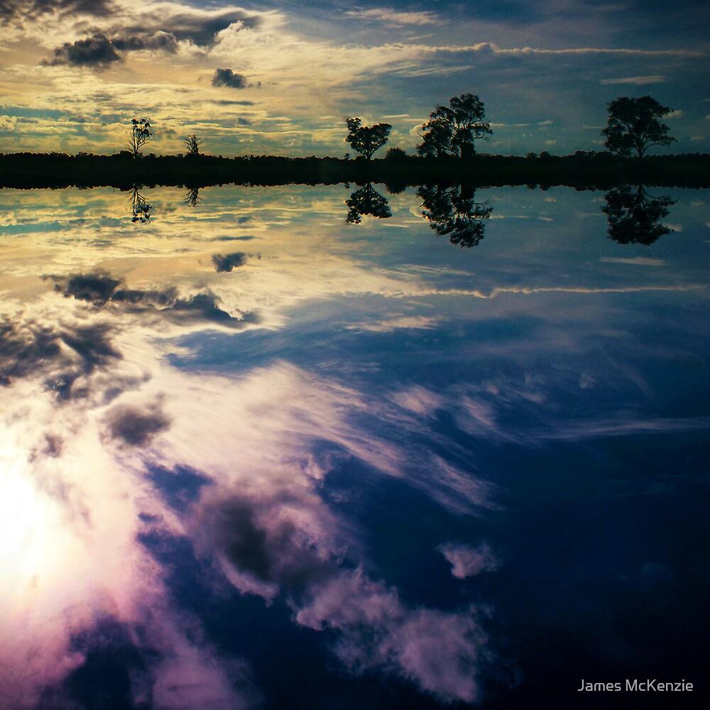 Skyspill by James McKenzie