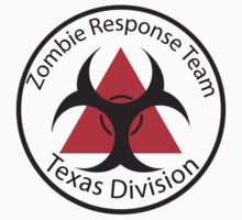 Zombie Response Team Texas Division by loki1982