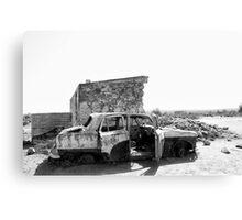 Silverton Ruins Canvas Print