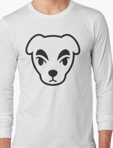 KK SLIDER ANIMAL CROSSING Long Sleeve T-Shirt