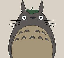 My Neighbor Totoro by Studio Momo ╰༼ ಠ益ಠ ༽