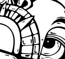 Grim the Bulldog II Sticker