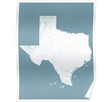 Blue Texas Poster