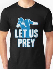 Let Us Prey - Carolina Football! Go Panthers! Dab City! T-Shirt