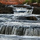 Camp Creek by Dr Andy Lewis