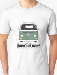 Best Dad Ever Green Early Bay T-Shirt