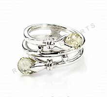Wholesale Gemstones ring,  Wholesale Silver Jewelry RER68 by Rocknarendra