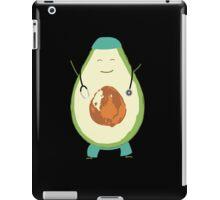 Dr. Avocado iPad Case/Skin
