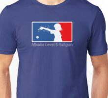 MLR ( Misaka Level 5 Railgun) Unisex T-Shirt