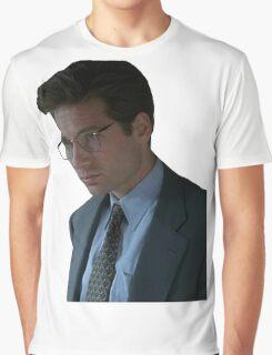 Fox Mulder - The X-Files Graphic T-Shirt