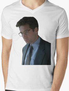 Fox Mulder - The X-Files Mens V-Neck T-Shirt