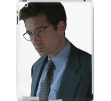 Fox Mulder - The X-Files iPad Case/Skin