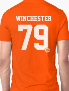 Supernatural: Winchester '79 DEAN ( White ) T-Shirt