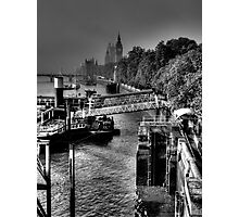 City Mist Photographic Print