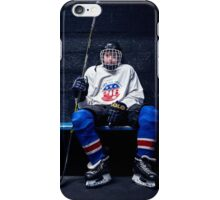 Hockey Strong iPhone Case/Skin