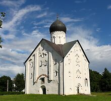 Russian church by mrivserg