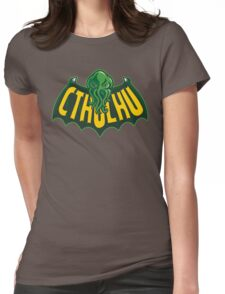 Cthulhu Man Womens Fitted T-Shirt