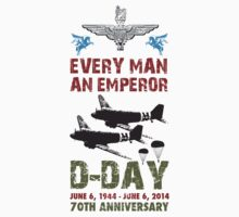 EVERY MAN AN EMPEROR by PARAJUMPER