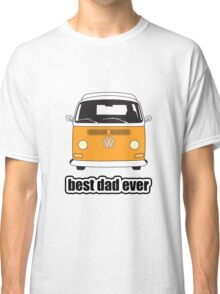 Best Dad Ever Orange Early Bay Classic T-Shirt