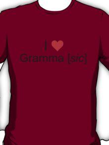 Love Grammar T-Shirt