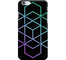 FLOWER GEOMETRIX iPhone Case/Skin