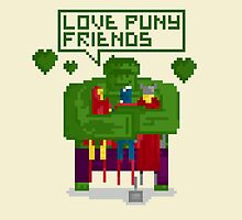 LOVE PUNY FRIENDS by Midgetcorrupter