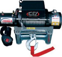 Brute Series P12000 Winch by tvdiesel