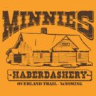 Minnie's Haberdashery by superiorgraphix