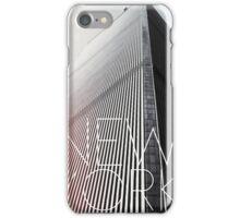 NEW YORK II iPhone Case/Skin
