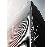 NEW YORK II Photographic Print