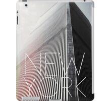 NEW YORK II iPad Case/Skin