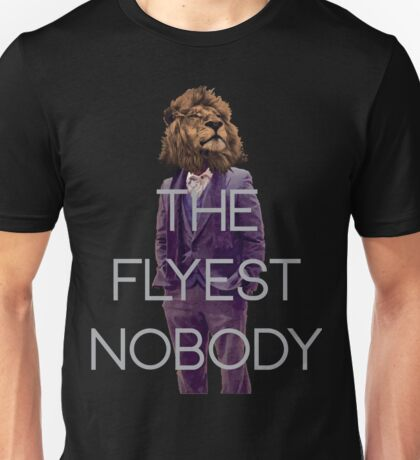THE FLYEST NOBODY Classic Unisex T-Shirt