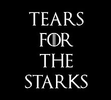 Tears for the Starks by qindesign
